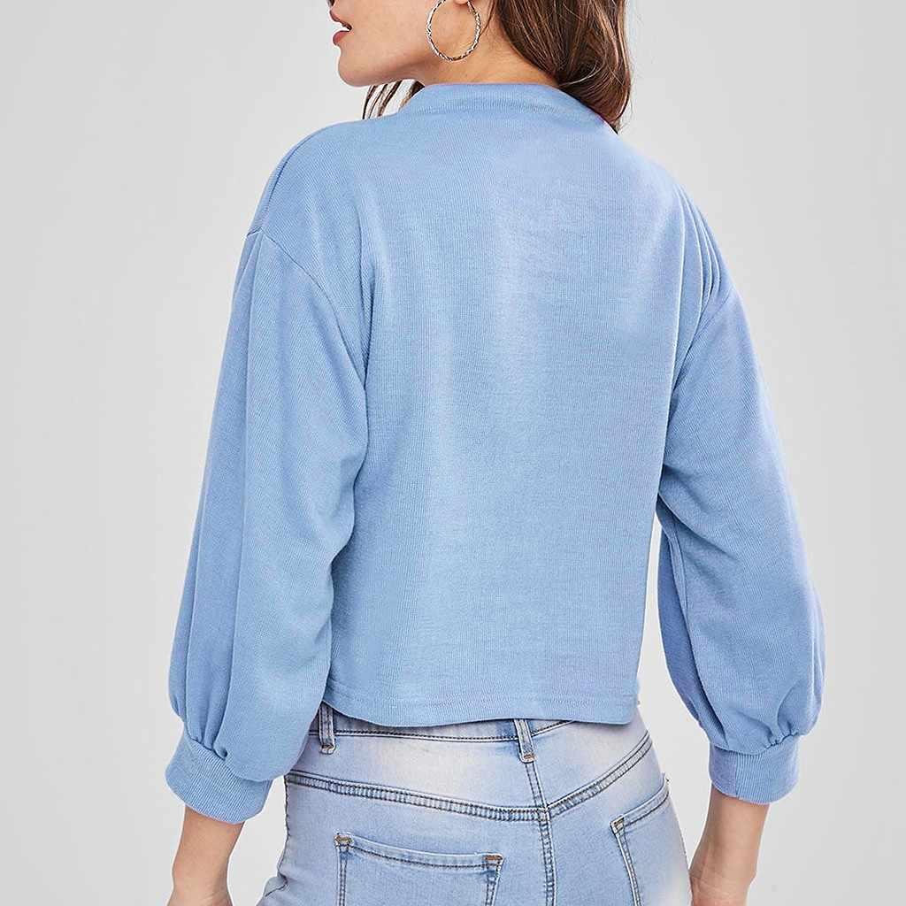 Sudadera de Mujer de manga larga de bolsillo Patchwork Pullover de tiras de gran tamaño Sudadera con capucha Top Streetwear Mujer Bangtan