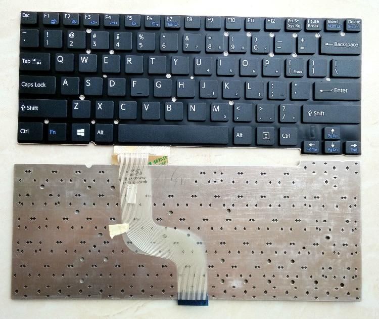 NEW FOR SONY FIT 15E SVF 15E SVF15E Keyboard Backlit Silver Spanish Teclado