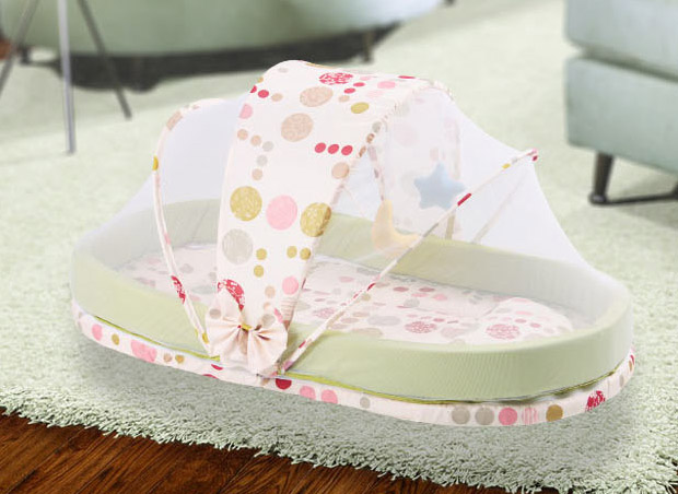 New Summer Child Portable Baby Bed Crib Folding Mosquito Net Baby Crib Mosquito Net Children Crib baby bed  0-36 Months promotion 6pcs baby bedding set cot crib bedding set baby bed baby cot sets include 4bumpers sheet pillow