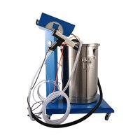Electrostatic Powder Coating machine XT 3000 Electrostatic Spray Powder Coating Machine Spraying Gun Paint