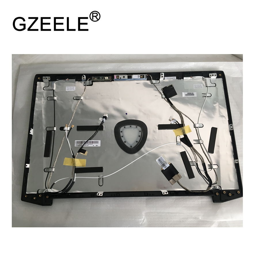 GZEELE new Laptop LCD Top Cover For ASUS G750 Series G750 G750JW lower case A Shell  LCD COVER PN : 13NB00M1AP0121 13N0-P4A0521 new for asus gl502 gl502vm gl502vs gl502vy gl502vt gl502vs ds71 gl502vm ds74 lcd back cover top case a shell black silver