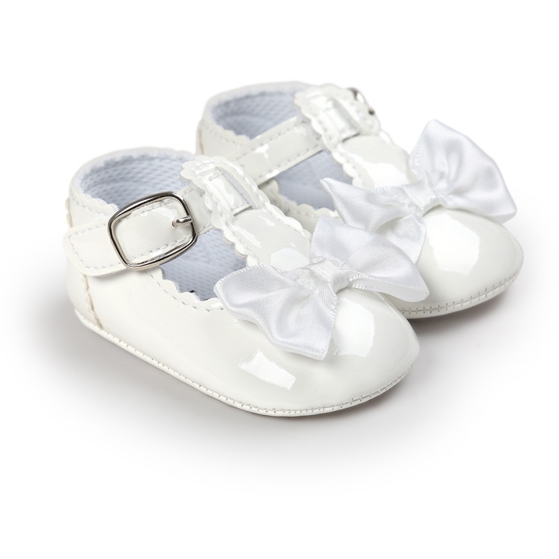 17 Fashion Kids Baby Girls Newborn Shoes PU Leather First Walkers Boots Cute Non-slip Shoes 10