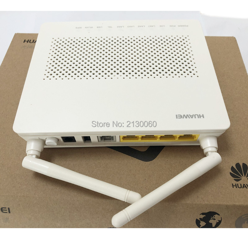 90pcs New <font><b>Huawei</b></font> HG8546M GPON <font><b>ONU</b></font> 1GE+3FE+TEL+USB+<font><b>wifi</b></font> 100% New English Firmware by DHL image