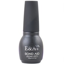 E&A Long Lasting Base Coat Soak Off Primer For Nail Gel Polish 15ml