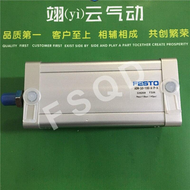 ADN-50-80-A-P-A ADN-50-90-A-P-A ADN-50-100-A-P-A Compact cylinders Pneumatic components , ADN series adn 100 5 a p a adn 100 10 a p a adn 100 15 a p a compact cylinders pneumatic components adn series