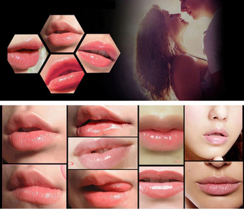 ( 6pcs/lot) Romantic Bear Baby Lips Lip Balm Fruit Flavour  Long lasting Nutritious Lipbalm Baume A Levre Maquiagem Balm 1
