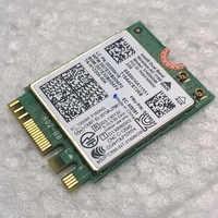 Int Dual Band Wireless-tarjeta WiFi AC 3160 802.11a/b/g/n/ac + BT 4,0 para Lenovo Y40, Y50, serie E10-30, FRU 04X6034 20200418