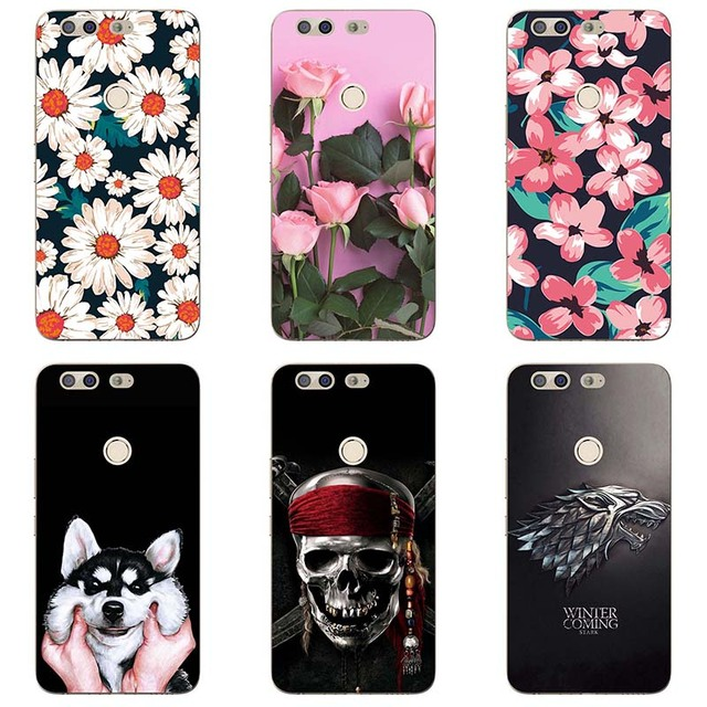 official photos d5f3d ef197 US $2.48 17% OFF|For Infinix Zero 5 Soft silicone Phone Cases For Infinix  Zero 5 X603 Soft Material Back Cover Coque Print painting Flower style-in  ...