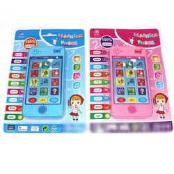 Kid baby music early learning mobile phone toys electronic sound educational toy kids brand new 2016.jpg 250x250