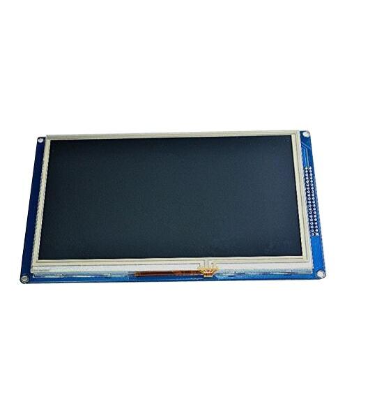Оптоэлектронный дисплей 7 tft /800*480 toutch