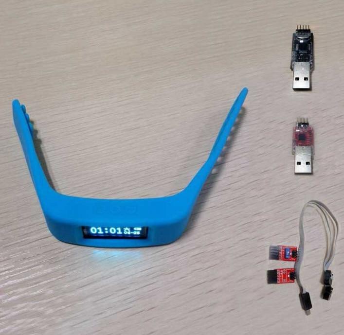 Fast Free Ship DA14580 open-source programmable combo 2 (watch/bracelet accessories) development board