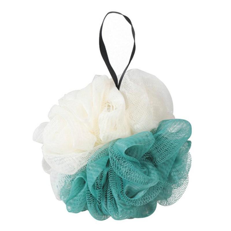 Rich bubbles Hygienic Environmental Bath Ball Tubs Scrubber Shower Body