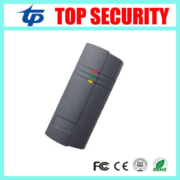 125KHZ RFID card reader EM card smart card reader with wiegand26 and wiegand34 connection door access control panel system wiegand 26 access control with keypad em rfid card smart card reader standalone ccess control system ip65 waterproof m07 k ki