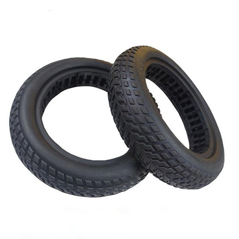 Electric Scooter Vacuum Solid Tire For Xiaomi M365 Pro 8.5Inch Explosion-proof Shock-absorbing Hollow Solid Wheel