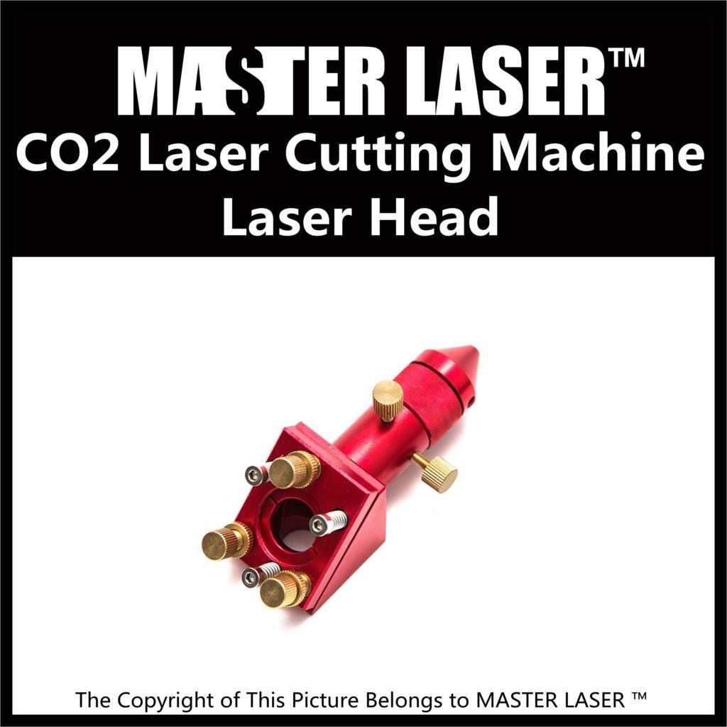 ФОТО Laser Head for CO2 Engraving  Machine  Dia 20mm Lens FL38.1mm  1.5