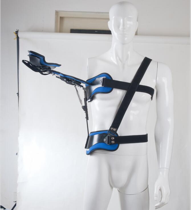 Free Shipping Medical Shoulder Brace Strap Orthosis For Subluxation Recovery Dislocation Shoulder Orthosis Shoulder Support free shipping medical shoulder brace