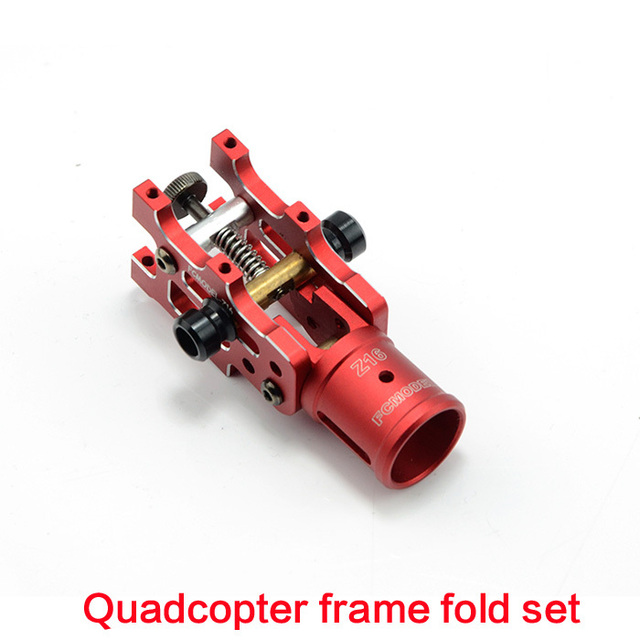 Quadrocopter Frame Kit Folding Machine Arm Parts Fhexacopter Diy Drone 6 Axis 8
