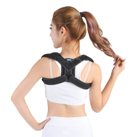 Medical Clavicle Immobilizer Fracture Dislocation Posture Support Corrective Back Brace