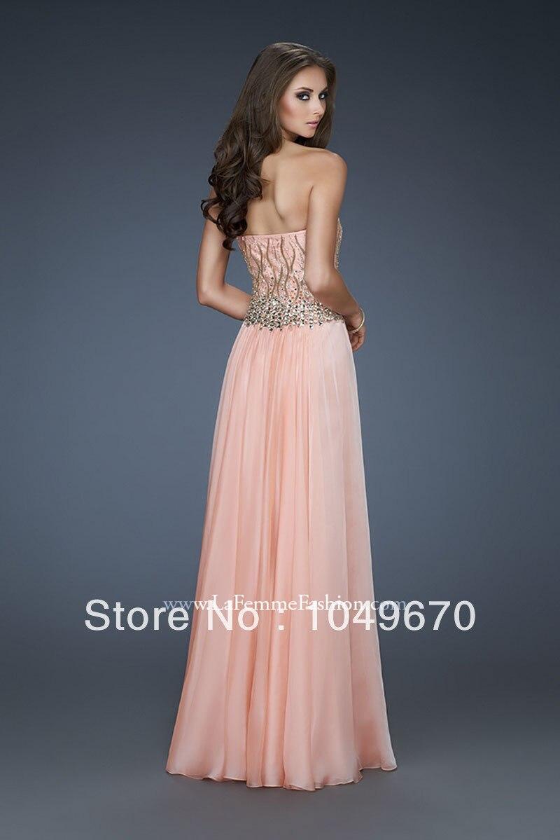 Vistoso Vestido De Fiesta Ontario Ornamento - Colección del Vestido ...