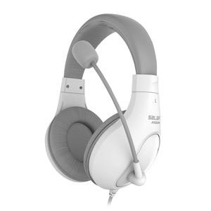 Image 2 - Salar A566N Headphones Earphones with microphone Gaming Headset For Phones Computer PC laptop headphone