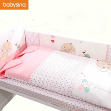 babysing Cotton Baby Sleep Bag Newborn Warp Anti-kick Quilt Embroidery Sleeping Bag as Blanket & Swadding