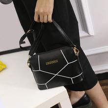 Molave Сумки на плечо высокого качества модные сумки трещины Большой Tote дамы кошелек женщины Сумки на плечо сумка jan18