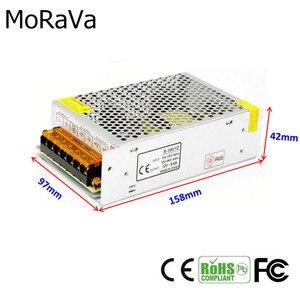 Image 2 - Alimentatore a LED AC 110V 220V a DC 12V 2A 3A 5A 10A 15A 20A 30A 40A alimentatore a commutazione per trasformatore di illuminazione a strisce LED