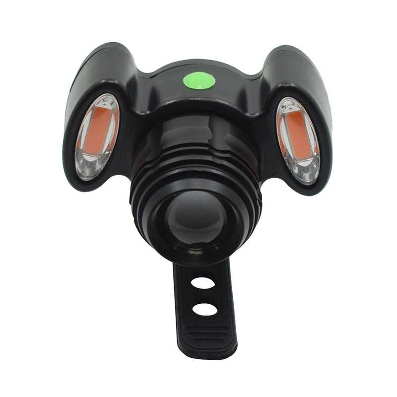 WasaFire Super Bright USB Rechargeable 15000LM XML T6 LED Bike Bicycle Light Headlight Cycle Lamp Flashlight Bike Accessories outdoor super bright rechargeable hunting flashlight cree xml l2 60w led portable spotlight with hight middle flash model