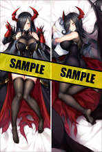 cirnos Store Original bilan hangxian sexy girl friedrich der grosse azur lane Dakimakura body pillow cover pillowcase