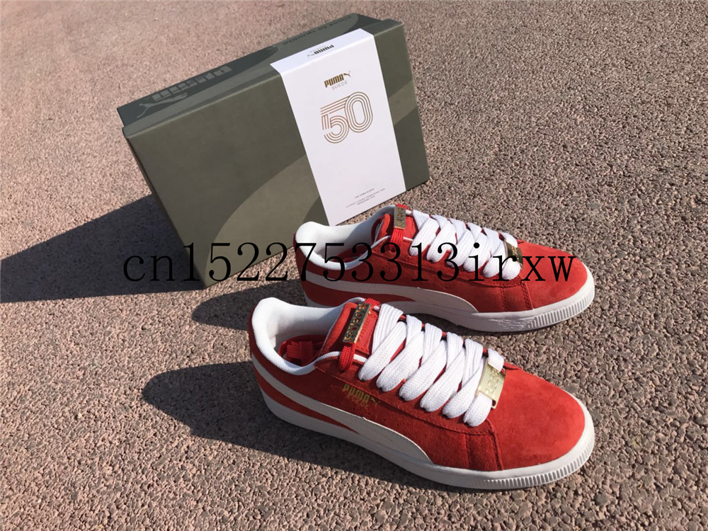 714791a3228713 Товар Puma SUEDE men women shoes 50th anniversary of the new SUEDE ...