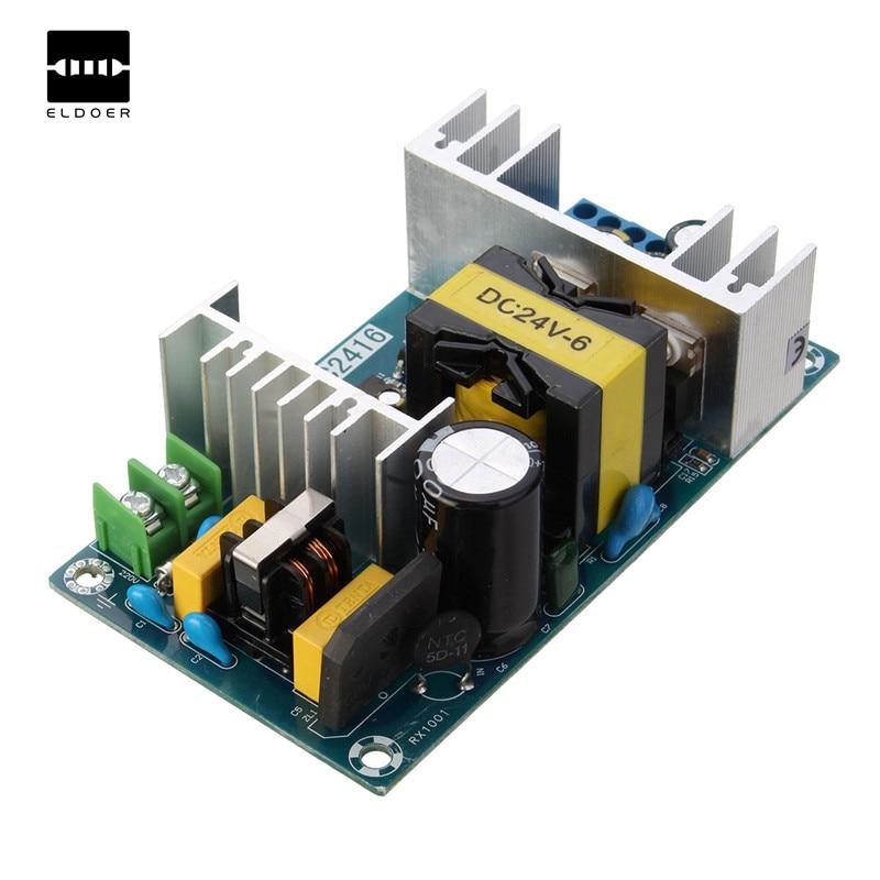 1 PZ AC 100-240 V a DC 24 V 9A Power Supply AC-DC interruttore di Alimentazione Consiglio modulo