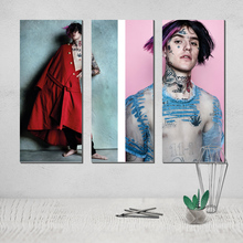 Photo Canvas Poster Lil Peep Painting Modern and Contemporary Print on Unframed Obrazy Art