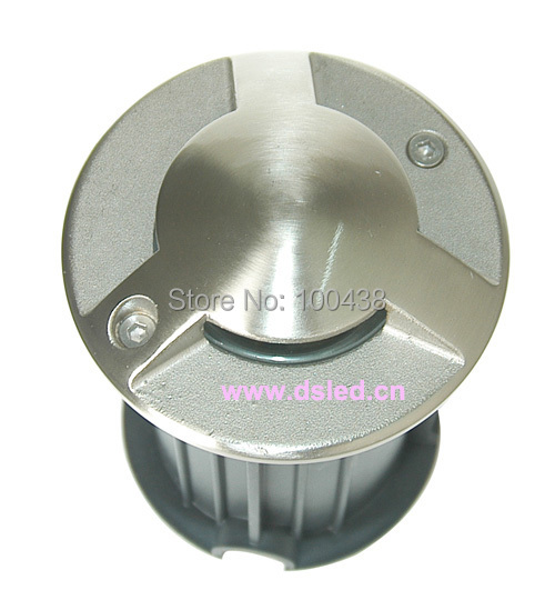 Ce Ip67 Stainless Steel Outdoor Led Recessed Light Inground 3x1w