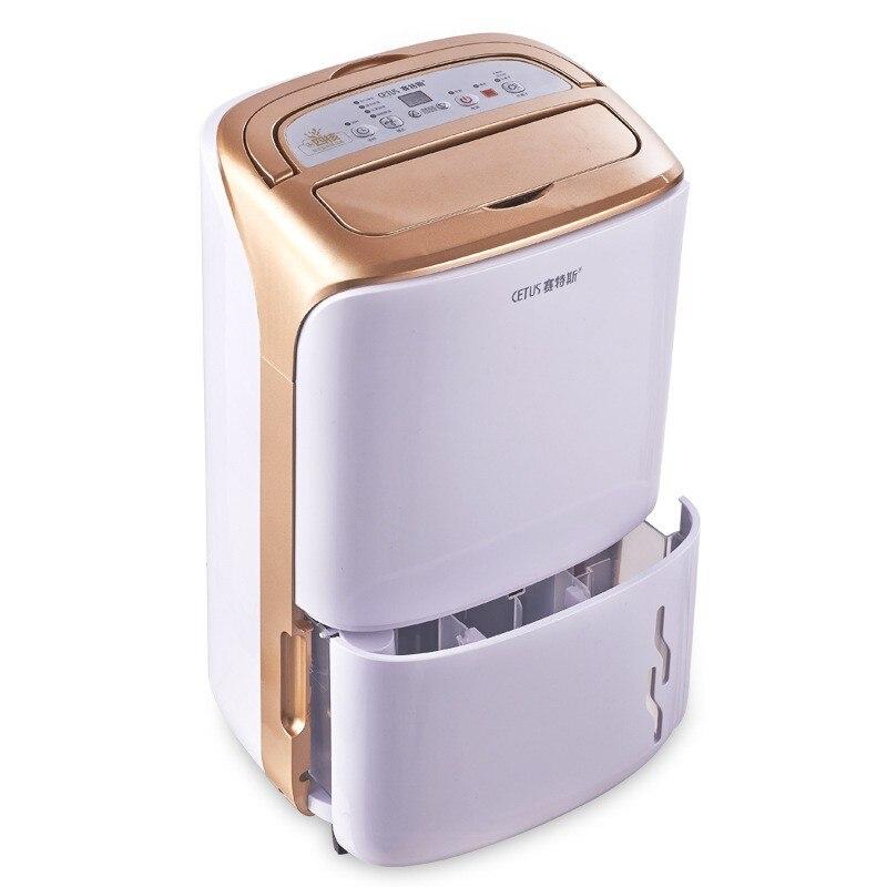Мощный Электрический Осушитель воздуха очиститель воздуха для дома 12л/д очиститель воздуха устройство для удаления дыма