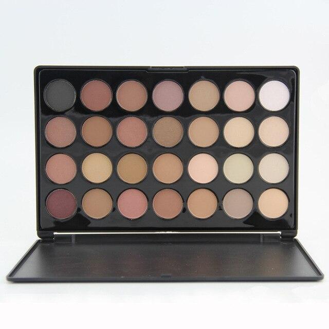 Moda Especial New Makeup Quente Pro 28 Full Color Eyeshadow Palette Eye Maquiagem #120-2