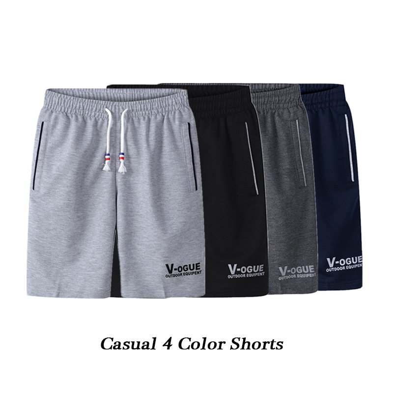 Fashion Brand Men Shorts 2019 Summer Male Casual Drawstring Mens Breathable Trousers Short