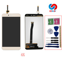 Sobusy Global Version 5.0 LCD For XIAOMI Redmi 4X Display Touch Screen Digitizer with Frame For Xiaomi Redmi 4X Pro+repair tool