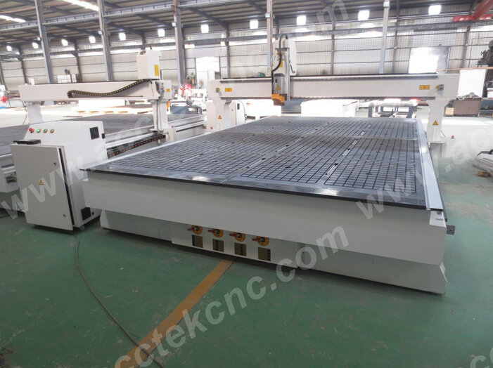 Good Performance! Cnc Wood Lathe AKM2650 With HSD Spindle Motor