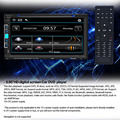6.95 Дюймов 2 Din Universial Автомобильный Mp5 Плеер HD Цифровой Сенсорный экран USB Mp3 Bluetooth Hands Free Call Автомобильный Радиоприемник Mp5 Плеер
