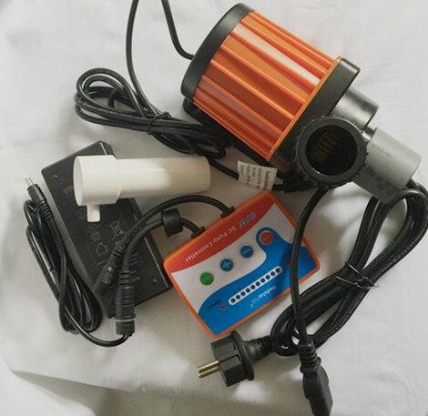 DCR-6000 DCR-4000 dcr-1200needle wheel pump special design for Protein Skimmer Venturi tube