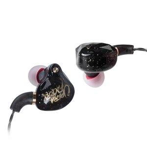 Image 3 - Ak operafactory OS1 in 耳モニター10ミリメートルグラフェンダイヤフラムダイナミックイヤホンハイファイ低音ポップヘッドセットインナーイヤー型headplug 5N ofcケーブル
