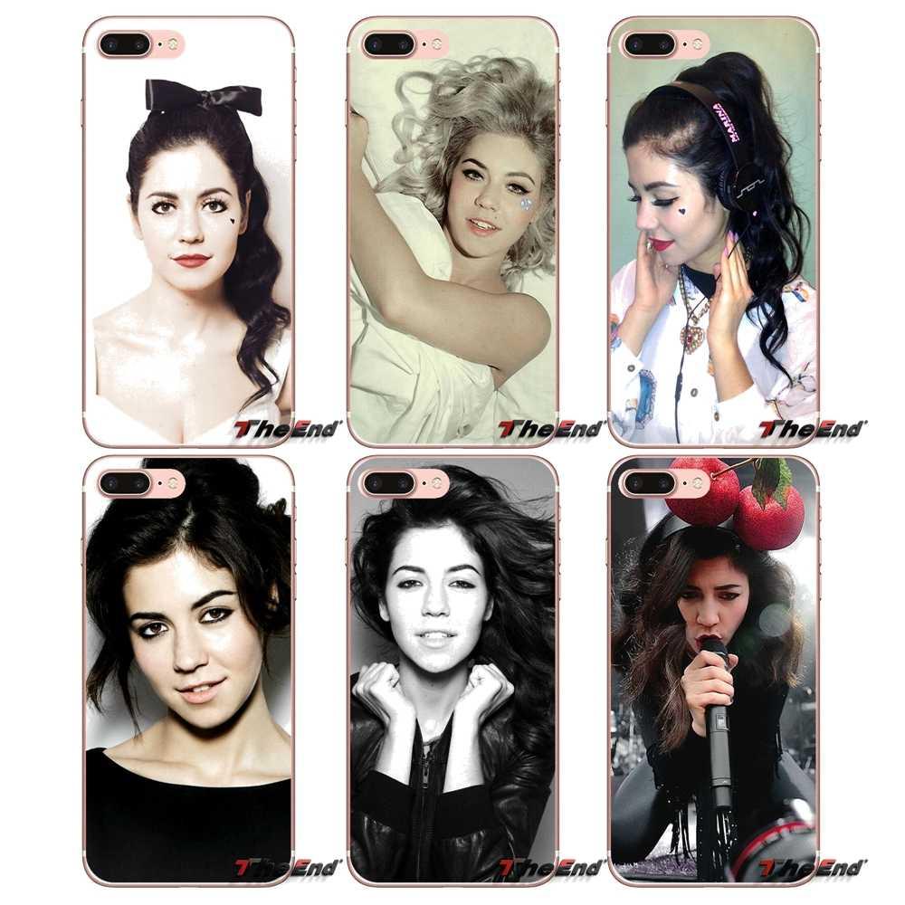 Marina dan Berlian Froot untuk Samsung Galaxy S2 S3 S4 S5 Mini S6 S7 Edge S8 S9 Plus Catatan 2 3 4 5 8 Coque Fundas Handphone