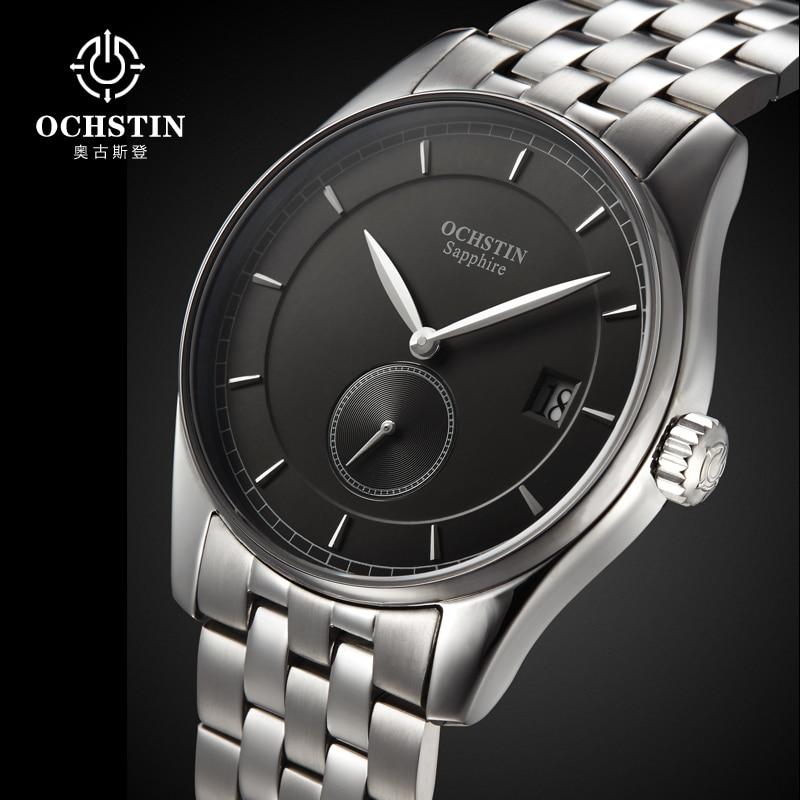 2017 Ochstin Brand Watches Men Business Quartz Watch Male Wristwatches Quartz-watch Relogio Masculino Montre Relojes Hombre