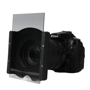 Image 5 - Lopen Manier 150*100 Mm Optische Glas Zacht Afgestudeerd Filtro Nd Filter G. ND4 ND8 ND16 Camera Vierkante Filter Voor Zomei Cokin Z