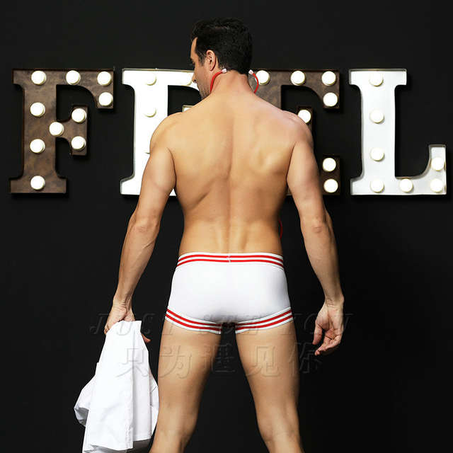 Sexy Male Doctor - US $22.74 28% OFF|New Porn Men Lingerie Sexy Hot Erotic Doctor Cosplay Sexy  Black Underwear Role Play Sex Game Erotic Lingerie Porno Costumes-in ...
