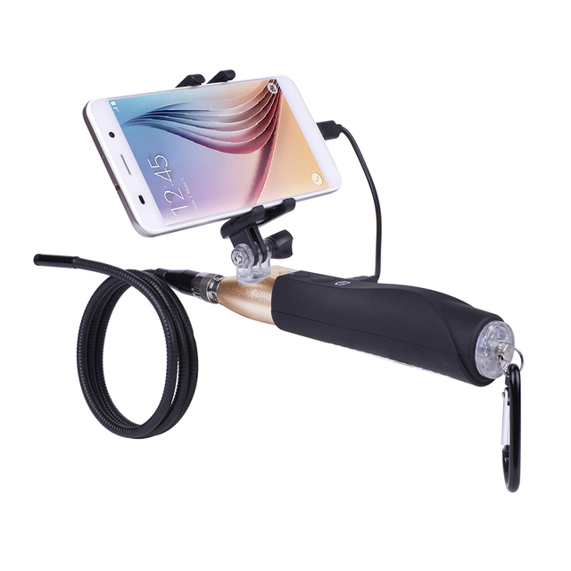 1M Handheld Waterproof Borescope Inspection Endoscope Camera for Android BI566