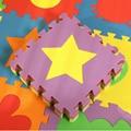 6 шт. за комплект ребенка ковер ева для головоломка куклы модель мягкий пол коврик пазл для детей в помещении декор коврик головоломка разделить мат
