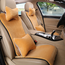 Winter Plush Series, Warm Car Seat Cover Cushion