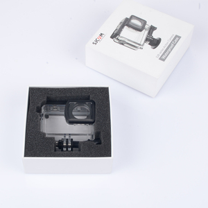 Image 4 - Оригинальный подводный водонепроницаемый чехол для SJCAM SJ8 Air SJ8 Plus SJ8 Pro, Экшн камера для дайвинга 30 м, DVR SJCAM аксессуары