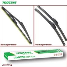 Front And Rear Wiper Blades For Citroen C5 Estate/Break 2001-2003 Rubber Windscreen Windshield Wipers Car Accessories 26+19+11 break heart front tee